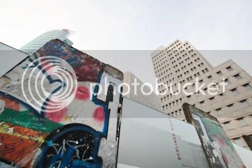 Berlin Wall Gum Potzdamer Platz 3