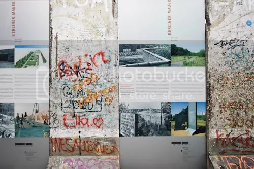 Berlin Wall Gum Potzdamer Platz 9