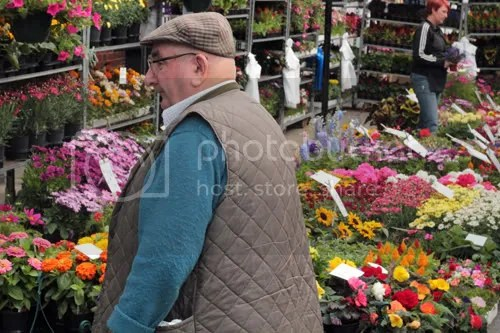 Colombia Road Flower Market 2