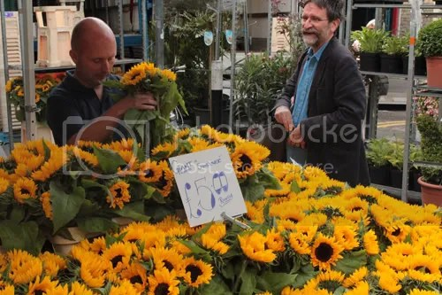 Colombia Road Flower Market 6