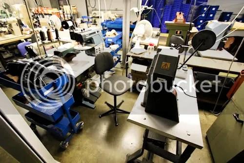 Dr Martens Factory Visit 2