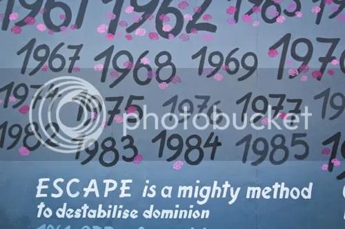 East Berlin Gallery Wall Graffiti 18