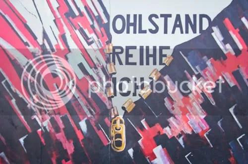 East Berlin Gallery Wall Graffiti 19