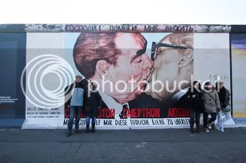 East Berlin Gallery Wall Graffiti 2