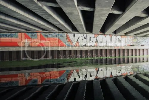 Hackney Wick Canal Graffiti 15