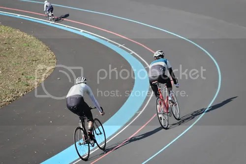 Herne Hill Resurfaced Saturday Training 14