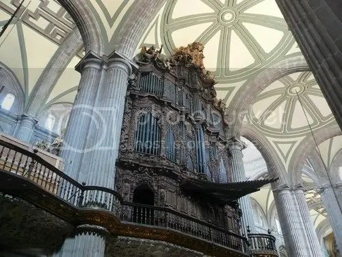 Mexico Cathedral 2