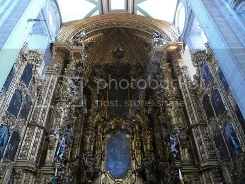 Mexico Cathedral 4