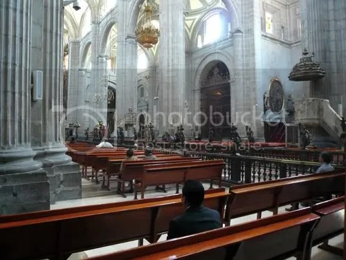 Mexico Cathedral 5