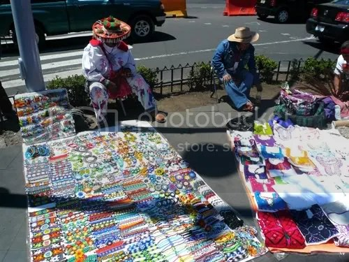 Mexico Street Stall 1