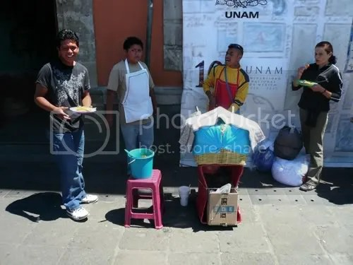 Mexico Street Stall 4