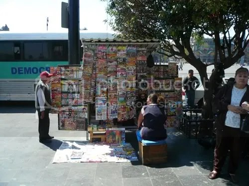 Mexico Street Stall 6