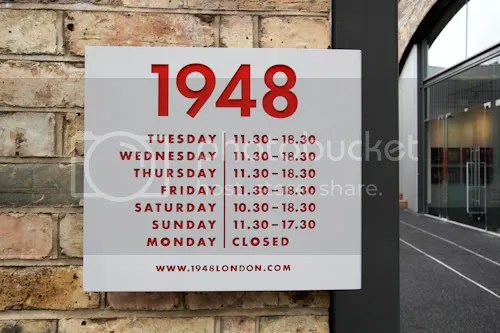NIKE 1948 East London Concept Store 11