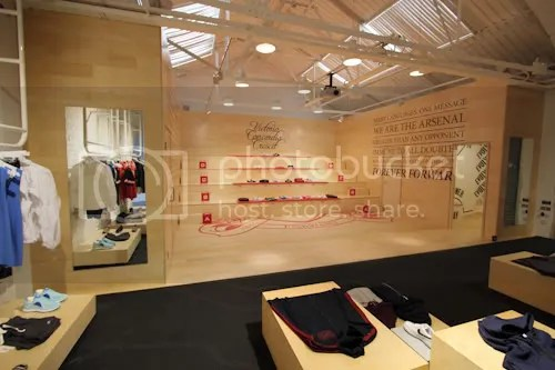NIKE 1948 East London Concept Store 3