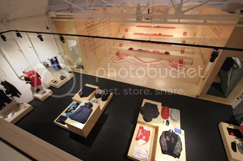 NIKE 1948 East London Concept Store 8