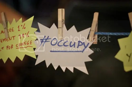 Occupy St Paul's London Camp 13