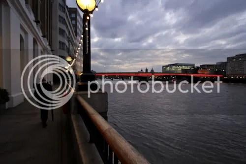 Red London Bridge - 2