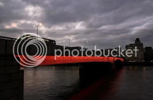 Red London Bridge - 4