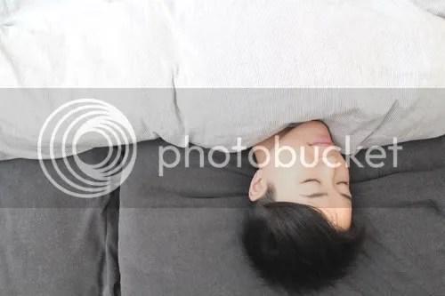 Sleeping Atsuko Afternoon Nap