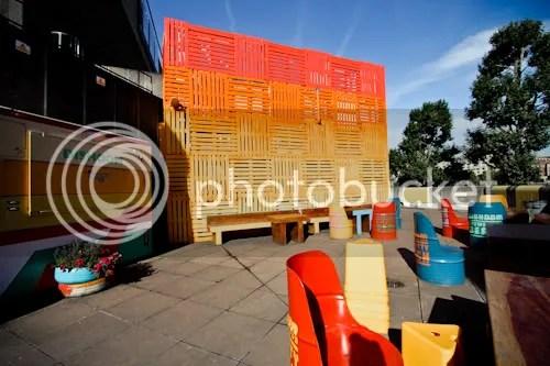 Southbank Dishoom Terrace 1