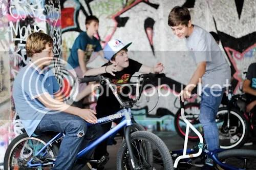 Southbank Thames Festival BMX Skateboard 5