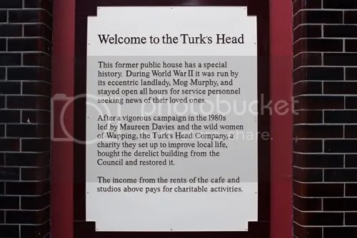 The Turks Head Wapping 3