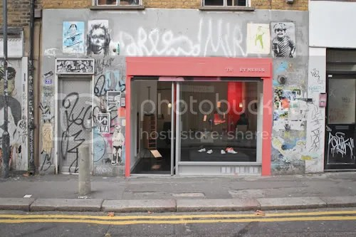 Tracey Neuls Redchurch Street Shoreditch Shoes 1