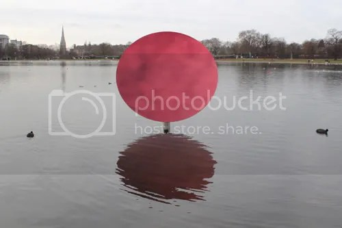 Anish Kapoor Hyde Park Red 3