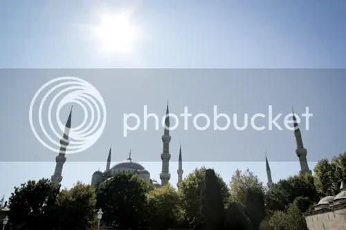 AJ Istanbul Blue Mosque 1