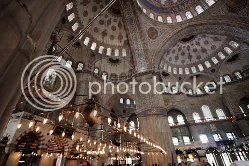 AJ Istanbul Blue Mosque 10