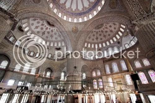 AJ Istanbul Blue Mosque 11