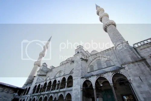 AJ Istanbul Blue Mosque 19