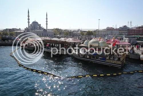トルコ Istanbul Bosphorus サバサンド 9