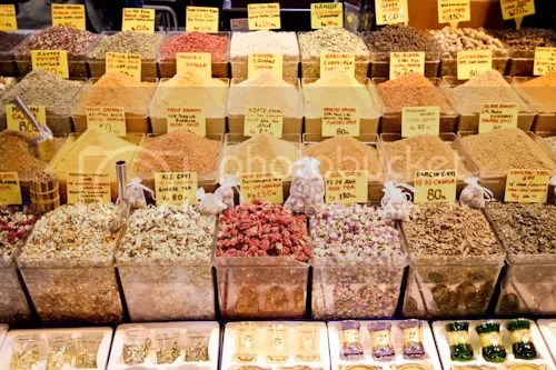 Istanbul Spice Bazaar 1