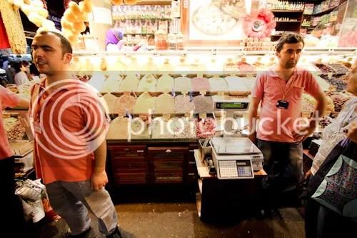 Istanbul Spice Bazaar 5