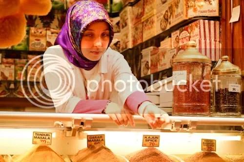 Istanbul Spice Bazaar 6