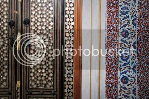 Istanbul Topkapi Palace Harem 15