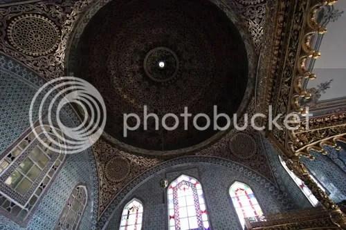 Istanbul Topkapi Palace Harem 16