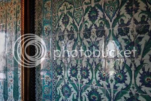 Istanbul Topkapi Palace Harem 19