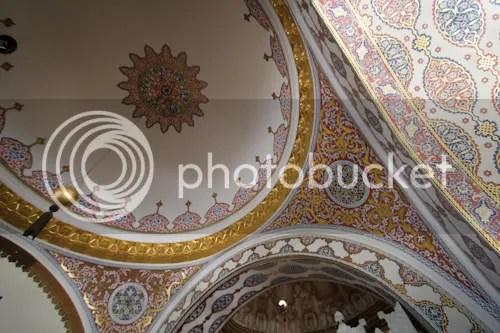 Istanbul Topkapi Palace Harem 21
