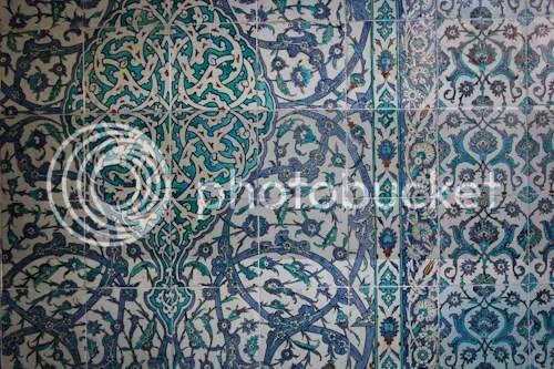 Istanbul Topkapi Palace Harem 5
