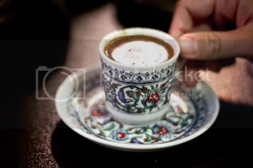 Istanbul Turkish Coffee Steam Pipe 4
