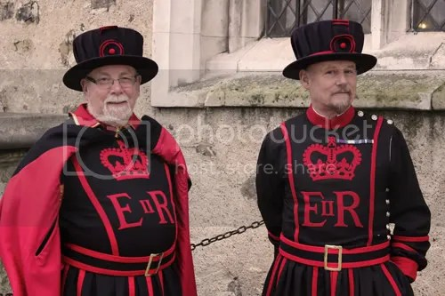 Tower of London Beefeater 1