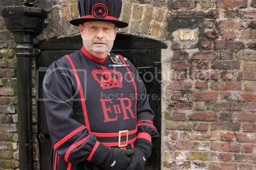 Tower of London Beefeater 3
