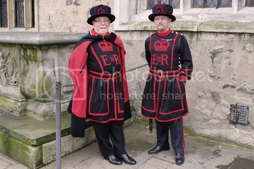 Tower of London Beefeater 4