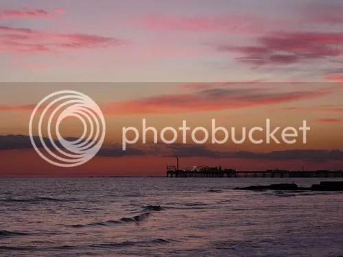 brighton sunset 4