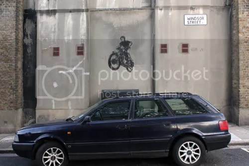 Daredevil Sgtencil Windsor Street London