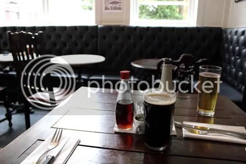 Dean Swift London Lunch 4