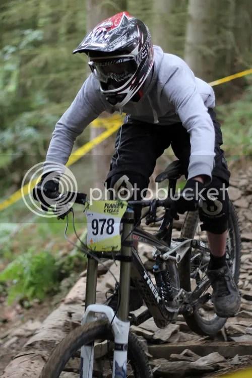Hopton Castle Downhill Mountain Bike Mikey 4