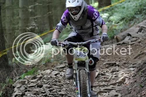 hopton castle downhill mountain bike 12